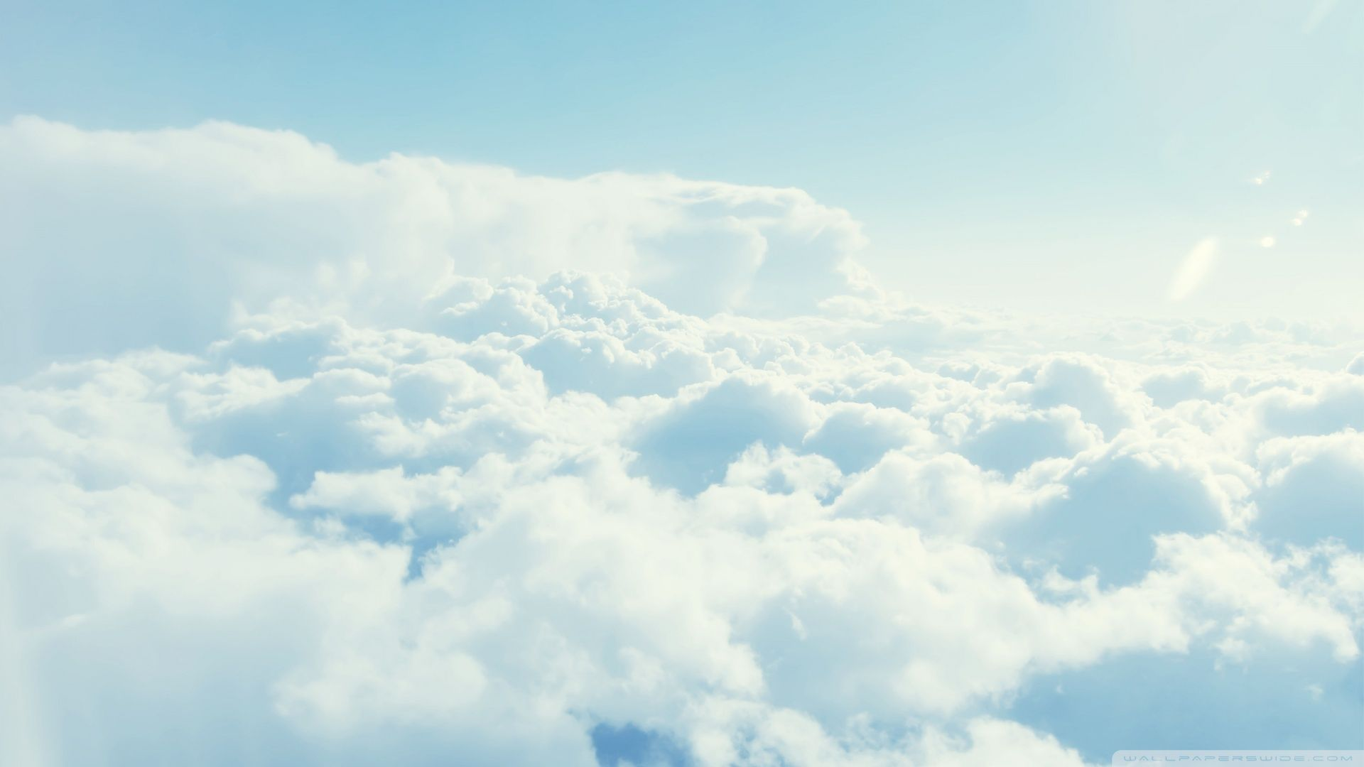 Above The Clouds Hd Desktop Wallpaper High Definition Cloud