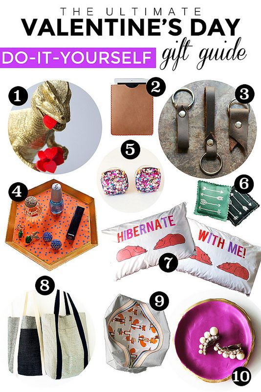 Valentines day diy gift guide 10 great gift ideas that you can valentines day diy gift guide 10 great gift ideas that you can make yourself for solutioingenieria Image collections