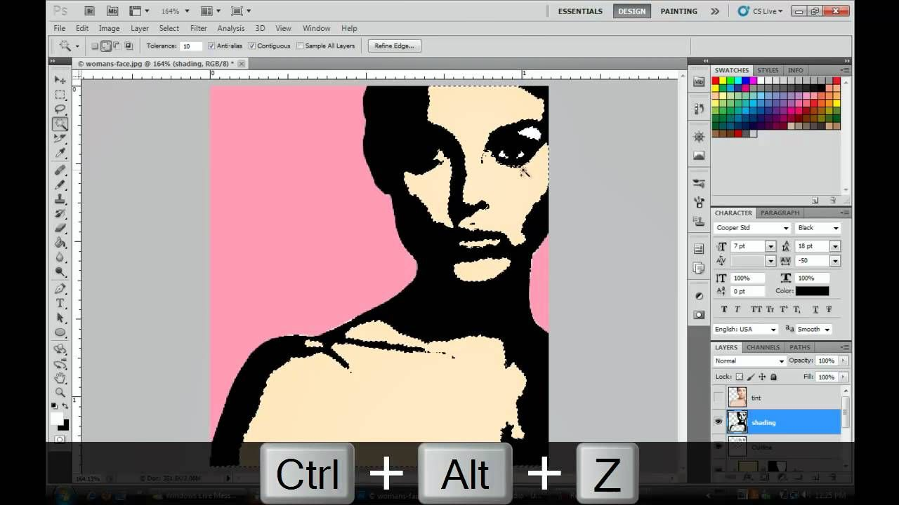 How To Make A Cartoon Version Of Yourself Make A Cartoon Gimp Tutorial Create Anime Character
