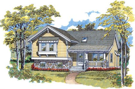 Plan SH Marvelous Curb Appeal