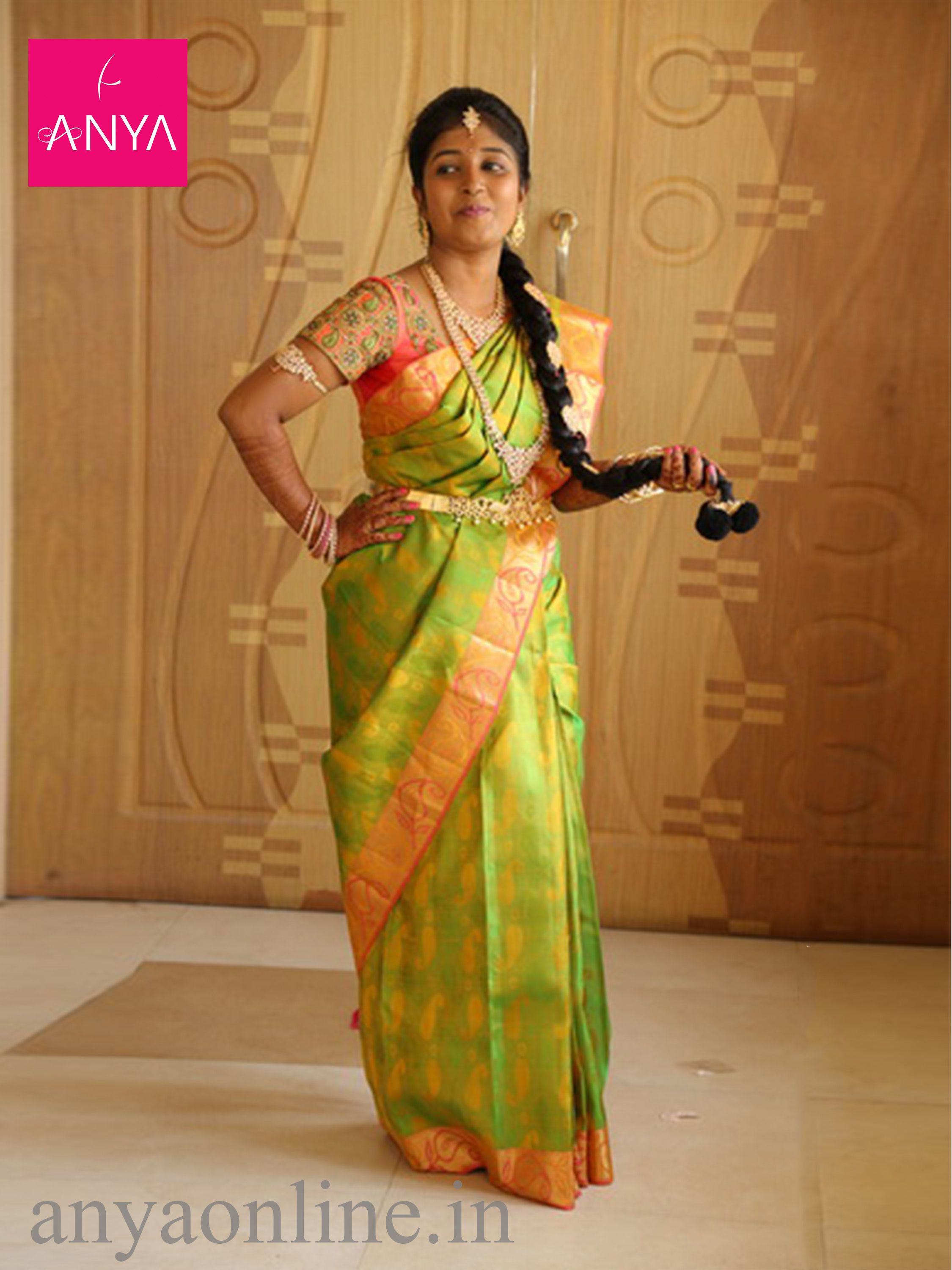 da60fec4b9 Latest Wedding Designer Blouses Coimbatore Anya customizes the best  collection of bridal blouses coimbatore