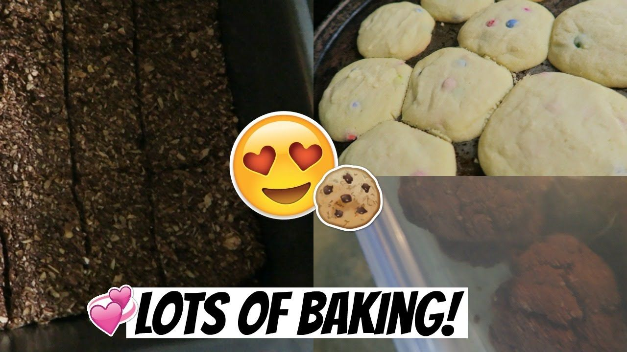 Lots of Baking!
