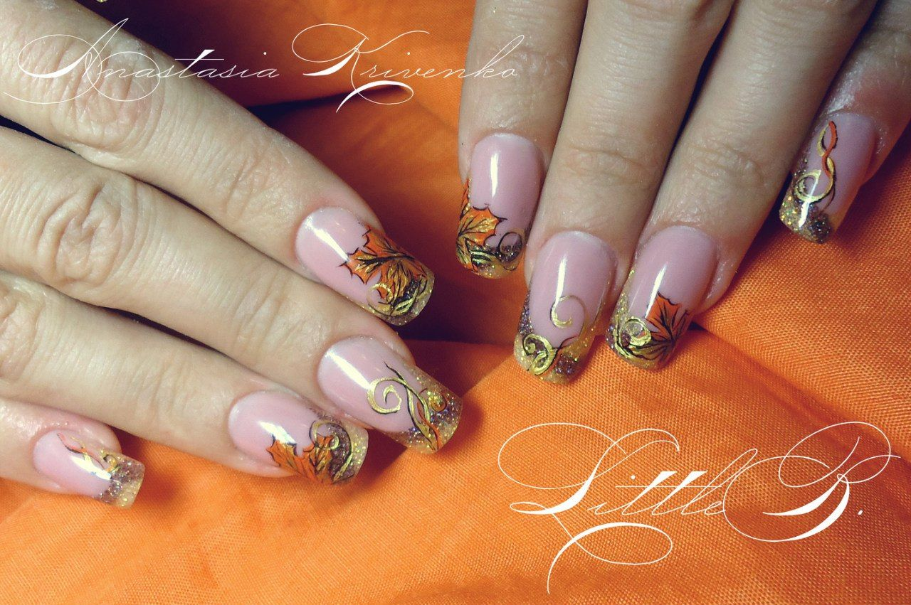 Nail Art #2647 - Best Nail Art Designs Gallery | Color french ...