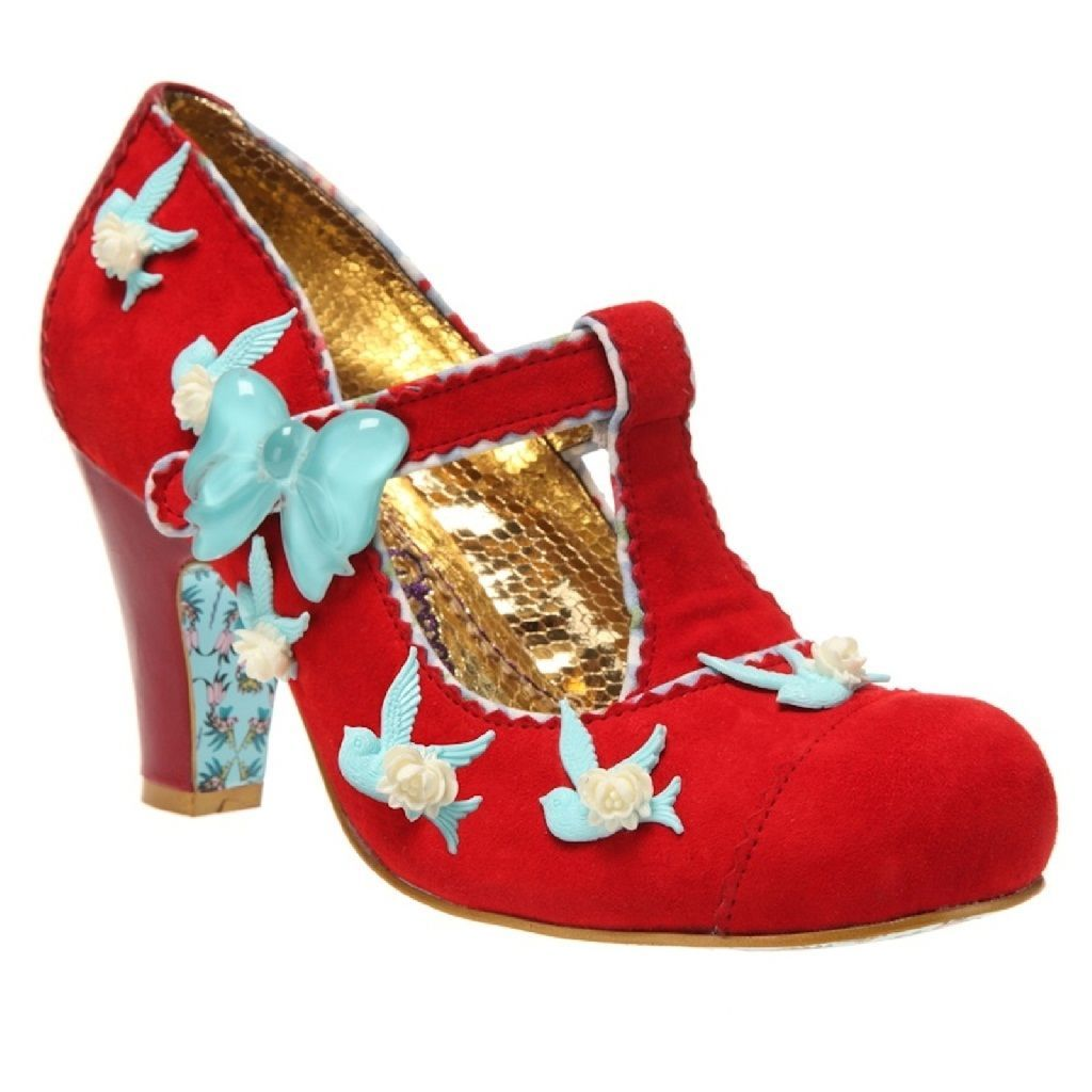 Irregular Choice Shoes Ebay July 2017