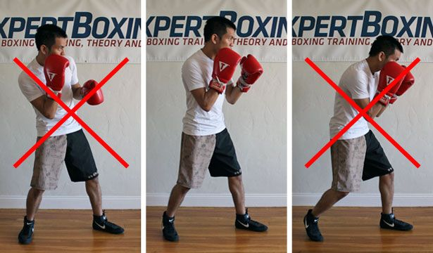 Boxing Footwork Tips Straight Spine Jpg 615 360 Boxing Stance Boxing Training Stance