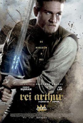 Rei Arthur Longa Surpreendente Filme Rei Arthur