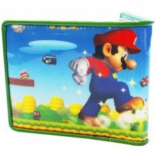 Nintendo - Super Mario Bros Full Print Green
