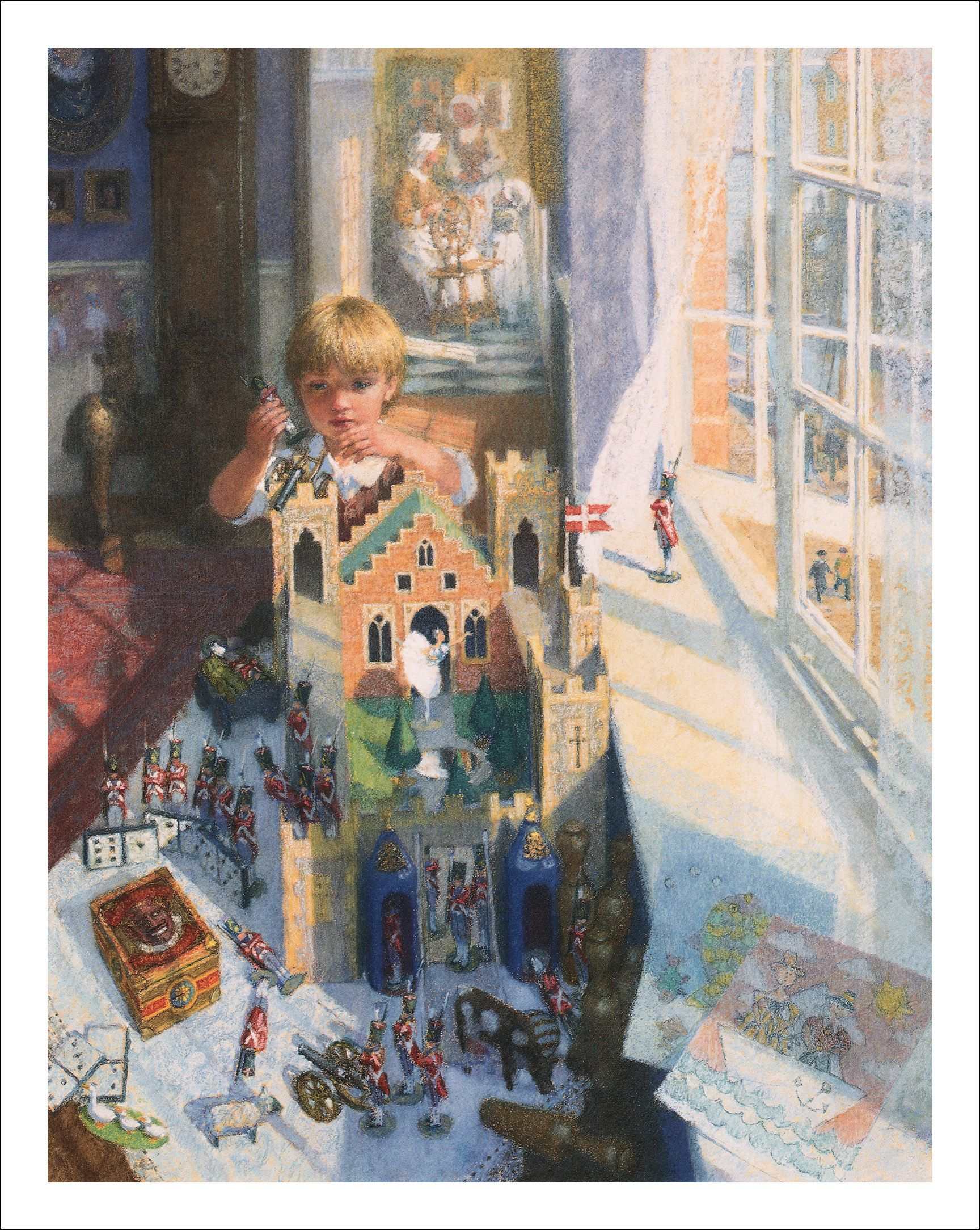 The Best Tales Of Hans Christian Andersen With Illustrations By