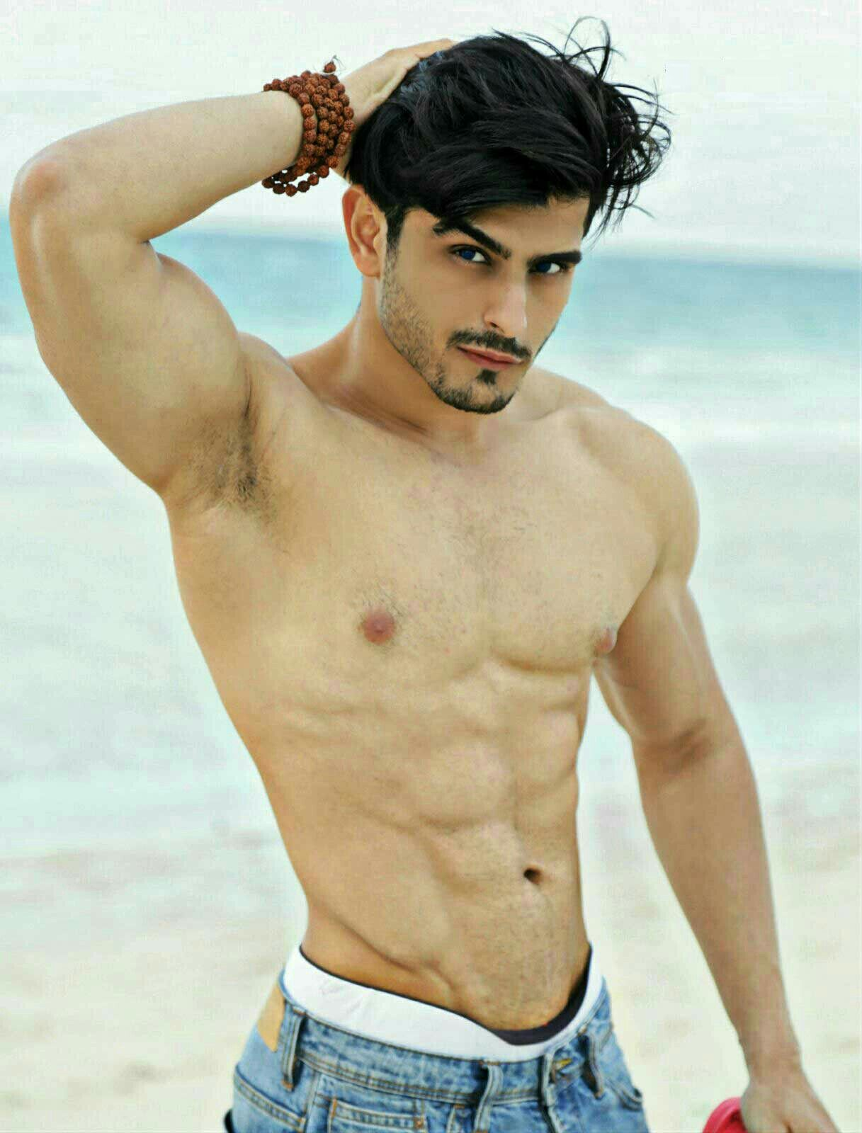 Actor Model Hot Sexy Indian Pratik Bhatia  -1394