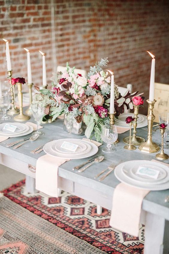 Romantic Bohemian Wedding Ideas Bohemian Chic Pinterest
