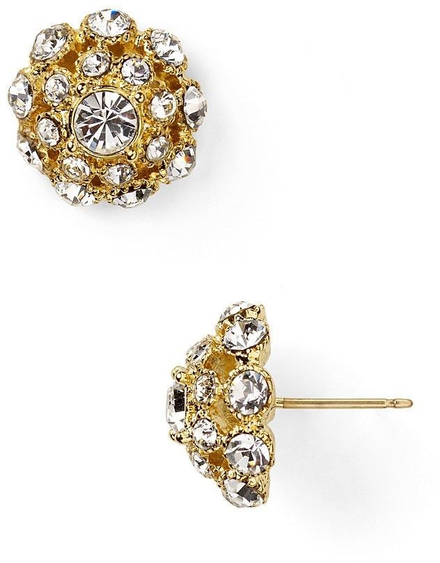 kate spade new york Putting On The Ritz Small Stud Earrings - $48.00