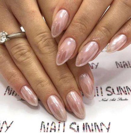 nails acrylic ballerina short 61 ideas nails  classic
