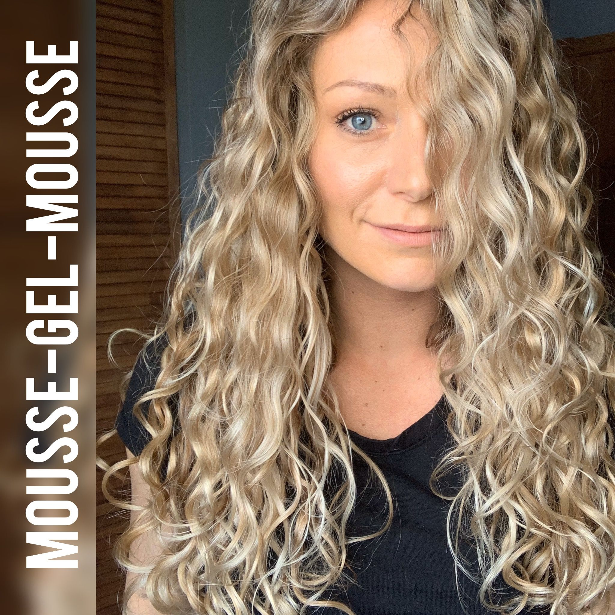 Mgm For Naturally Curly Hair In 2020 Hair Mousse Natural Wavy Hair Wavy Curly Hair