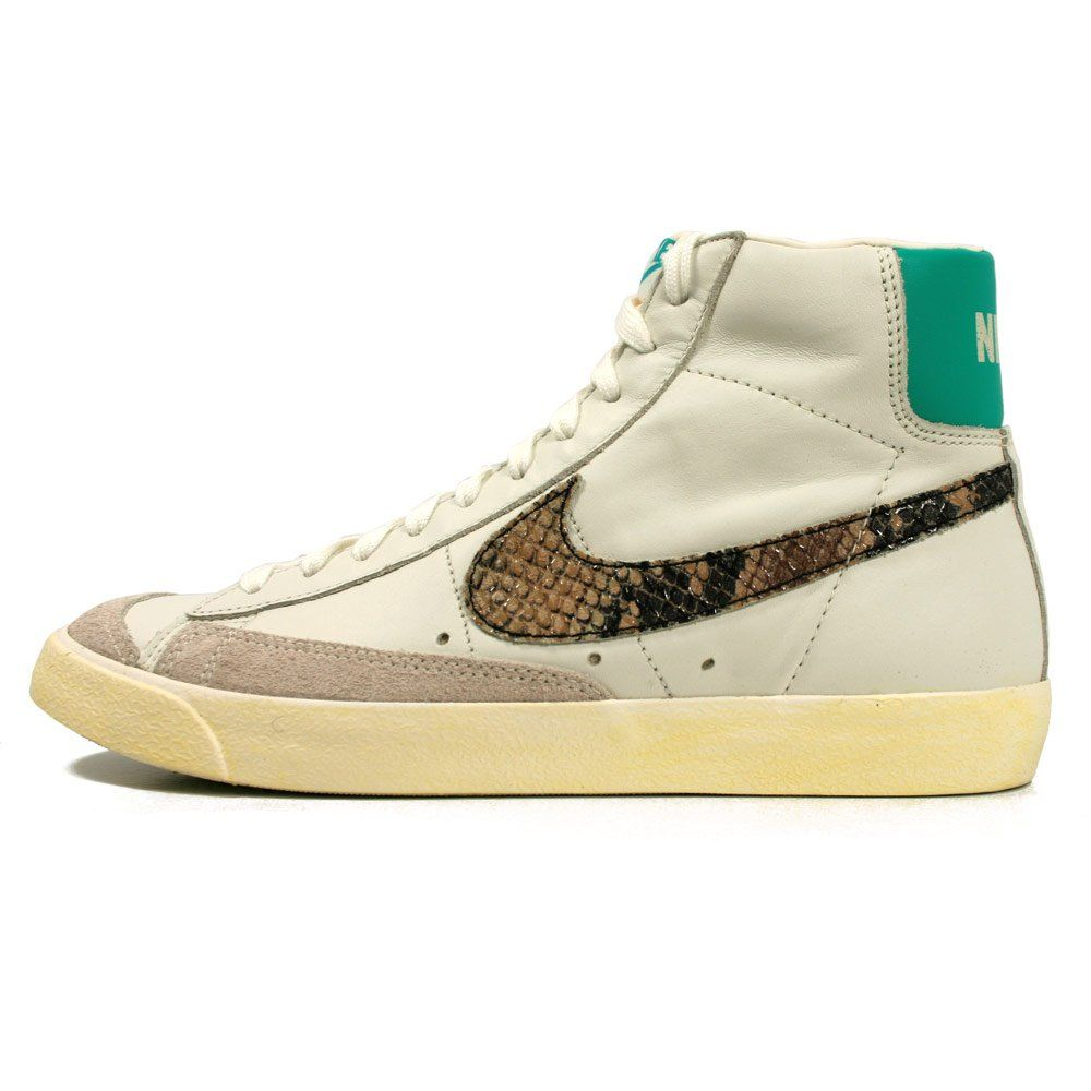 Nike Blazer Mid 77 Sacs À Main Vintage Premium Snakeskin