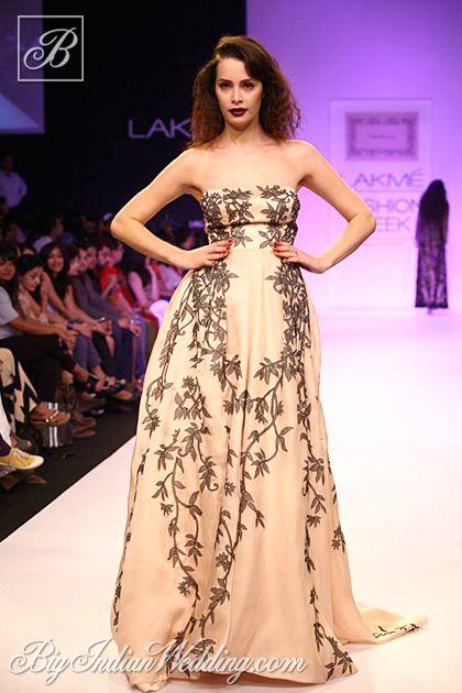 Shehla Khan evening wear collection