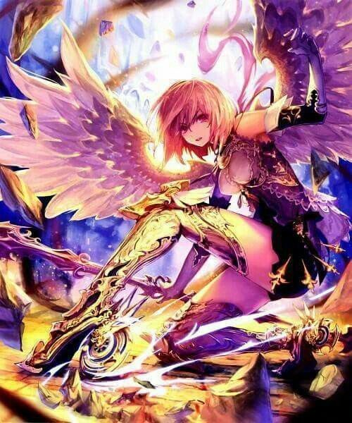 Photo of A king between angels and demons (High school DxD)