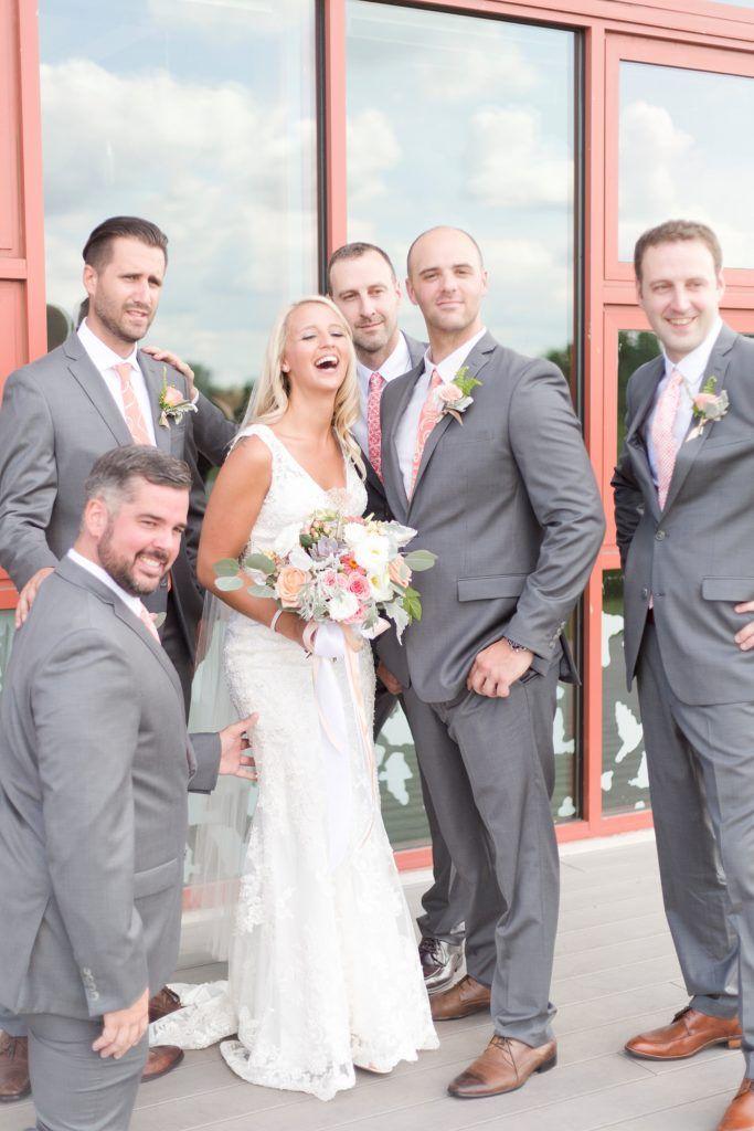 Wedding at the Grange Insurance Audubon Center in Columbus ...