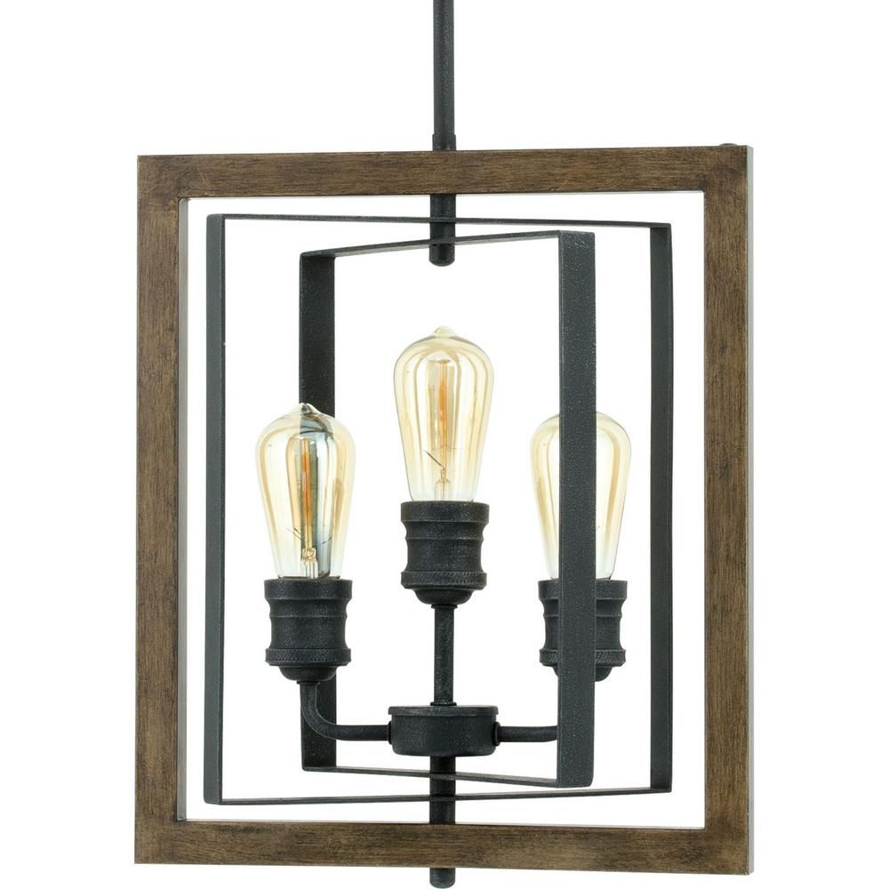 Home Decorators Collection Palermo Grove 14 In 3 Light