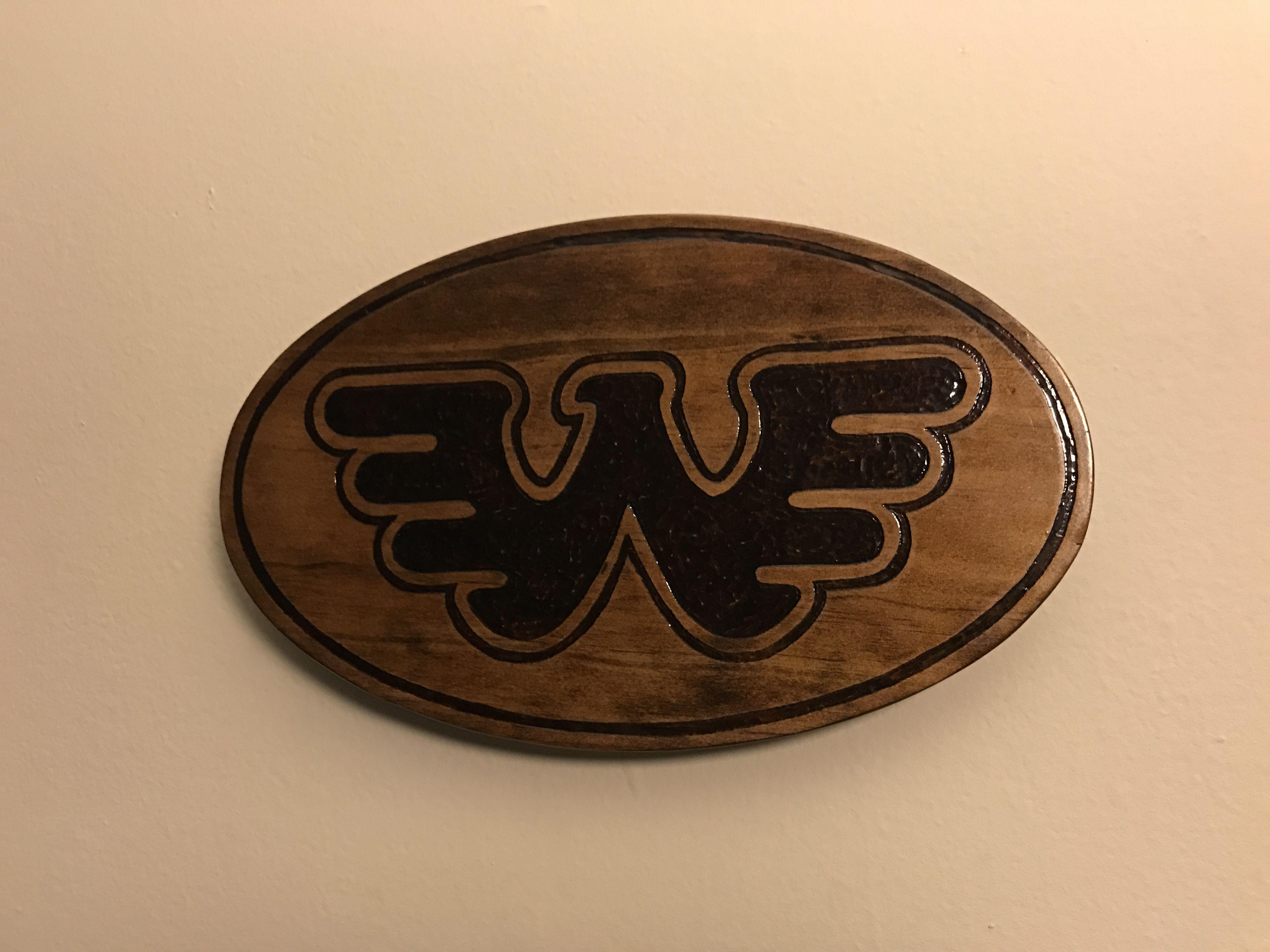 Waylon Jennings Woodburning Logo Check Out My Etsy To Order One