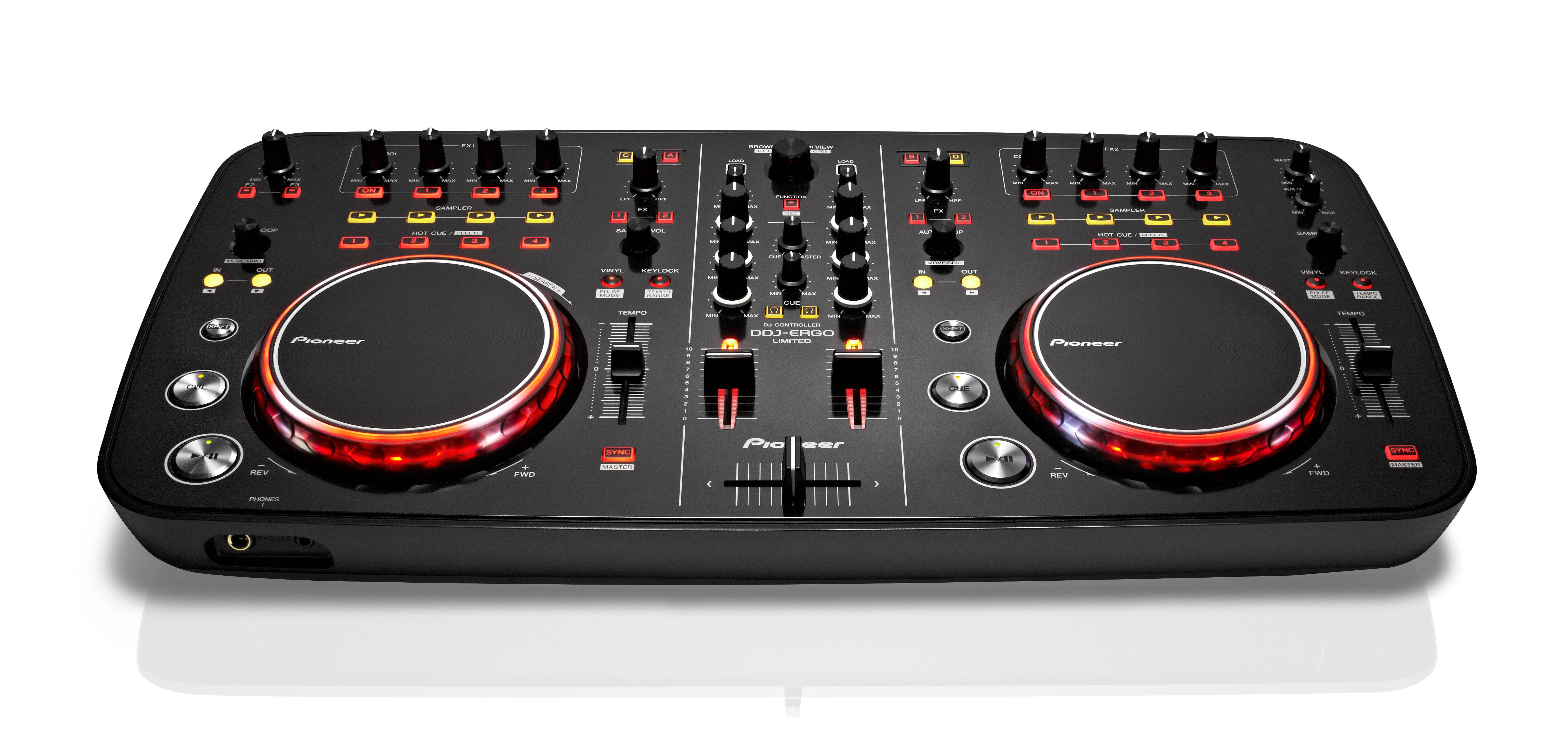PIONEER DDJ-ERGO LIMITED DJ CONTROLLER 64BIT DRIVER