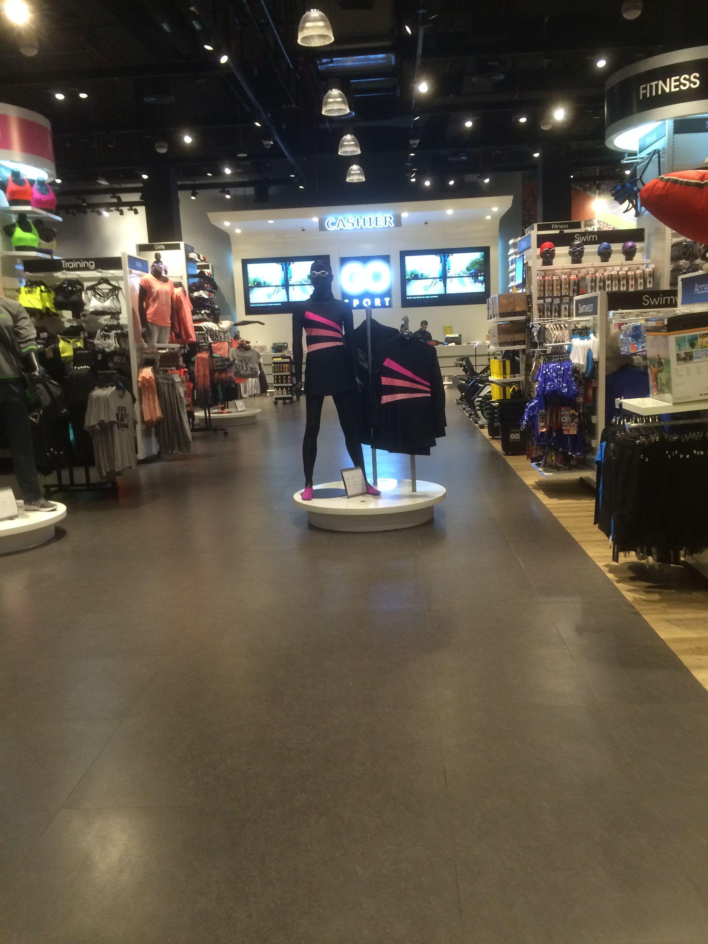 Go Sport Dubai Mall Of The Emirates