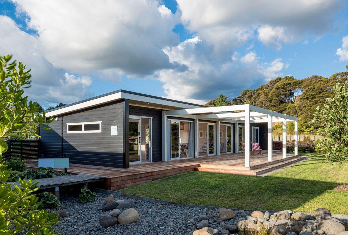 Verandah House Plans New Zealand House Designs Nz Beach House Exterior New Zealand Houses Small House Exteriors