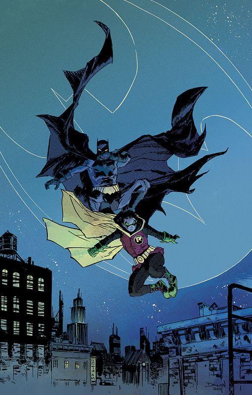 #Batman #And #Robin #Fan #Art. (Batman & Robin) By: Declan Shalvey. (THE * 5 * STÅR * ÅWARD * OF: * AW YEAH, IT'S MAJOR ÅWESOMENESS!!!™) ÅÅÅ+