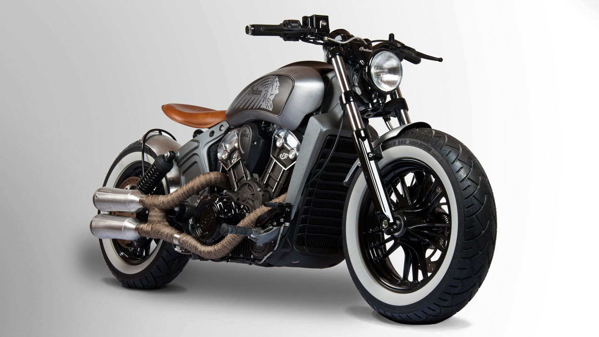 Scout Tank Machine Project Scout Custom Motorcycles