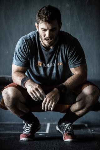 Mat Fraser Crossfit Photography Crossfit Men Gym Photography