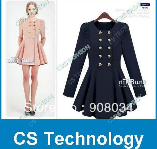 5f7678c41 840]2012 New fashion peacoats for women,women's winter jacket ...
