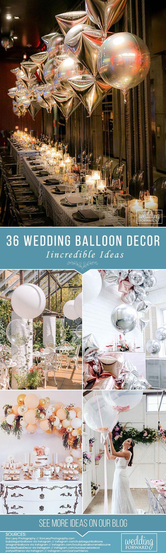 Wedding decoration ideas balloons   Wedding Balloon Decorations Iincredible Ideas  DIY Wedding