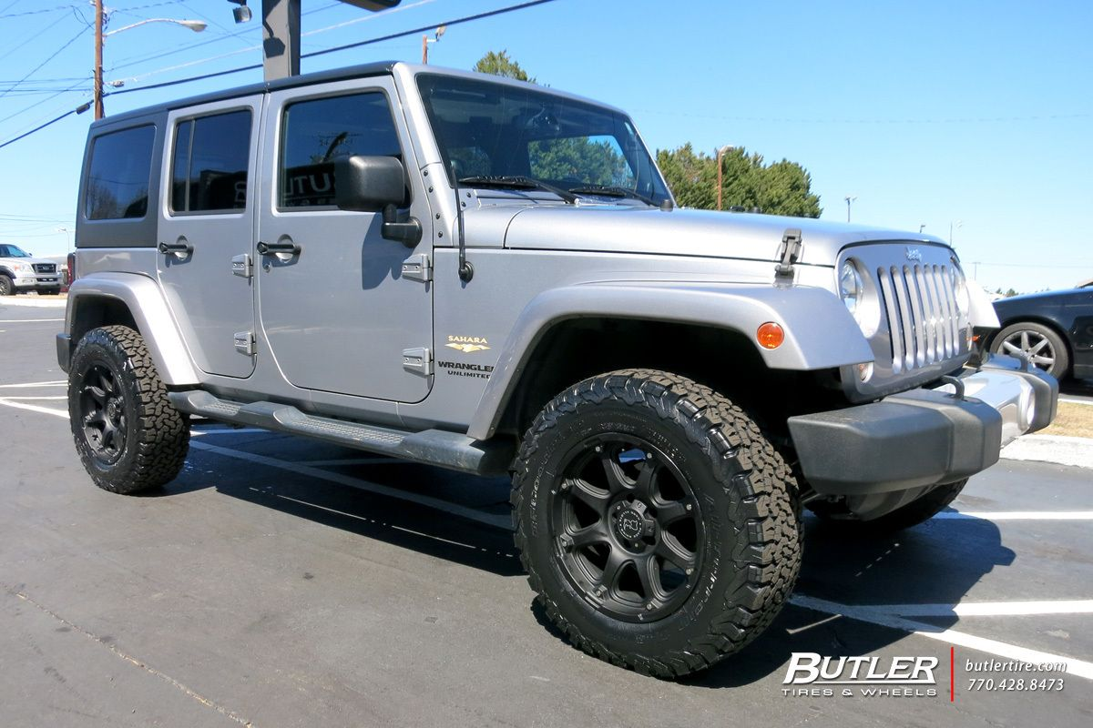 Jeep wrangler with black rhino glamis wheels exclusively from butler tires and wheels in atlanta ga image number 10273