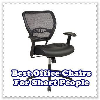 Superb Best Office Chairs For Short People