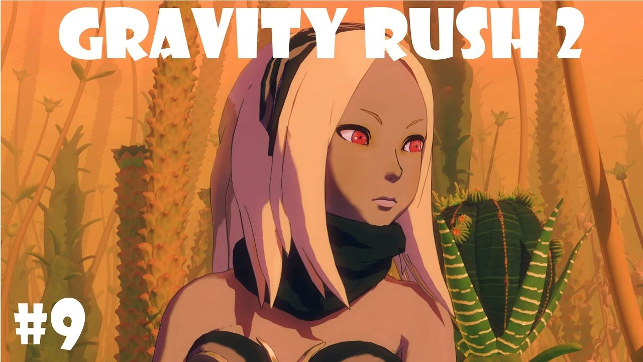 Let's Play Gravity Rush 2 #9 - Vogos Vertrag [Deutsch/German]
