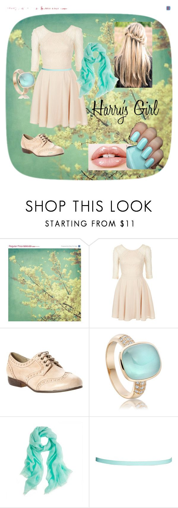 """Harry's Girl"" by brdbrdbrd ❤ liked on Polyvore featuring Kiss The Sky, Rare London, Dune, Astley Clarke, J.Crew and ASOS"