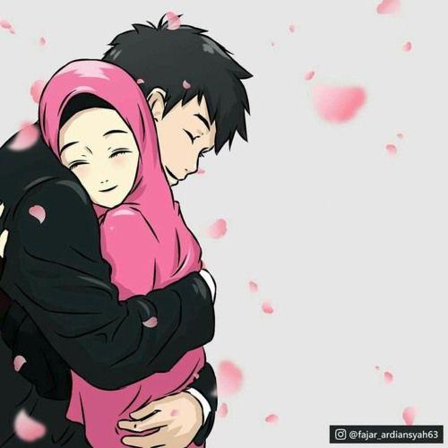 حائز على لقب مزمار الأقصى في مسابقة لأجمل صوت في رفع الآذان إلهي أنا محمد الذي تعلمه ولست الذي يعرفه الناس Cute Muslim Couples Anime Muslim Islamic Cartoon