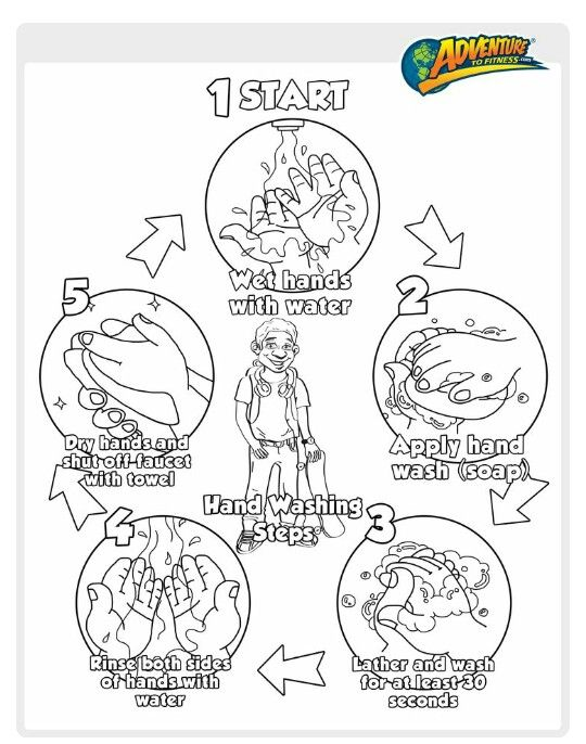 No More Spreading Germs Coloring Pages For Kids Germs For Kids Kindergarten Worksheets Germ Crafts