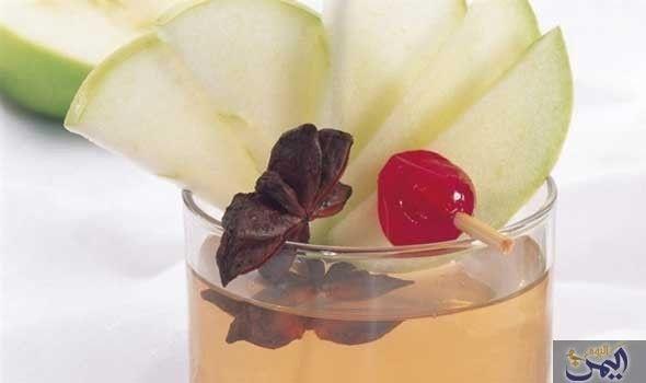 شراب اليانسون الآسيوي بالتفاح الأخضر Tableware Desserts Food