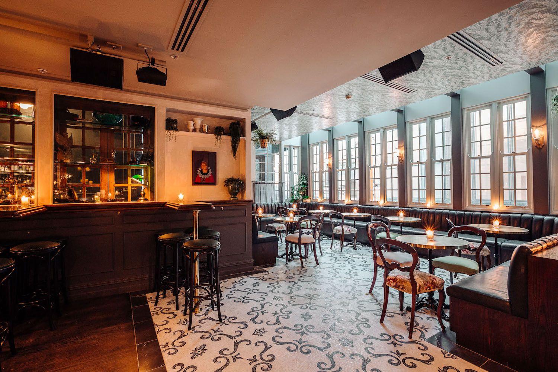Kitty Hawk Whisky Bar Sydney Interior Design