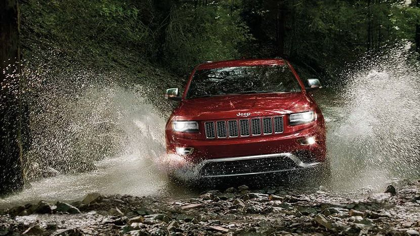 2016 Jeep Grand Cherokee SUV Jeep grand cherokee, Grand