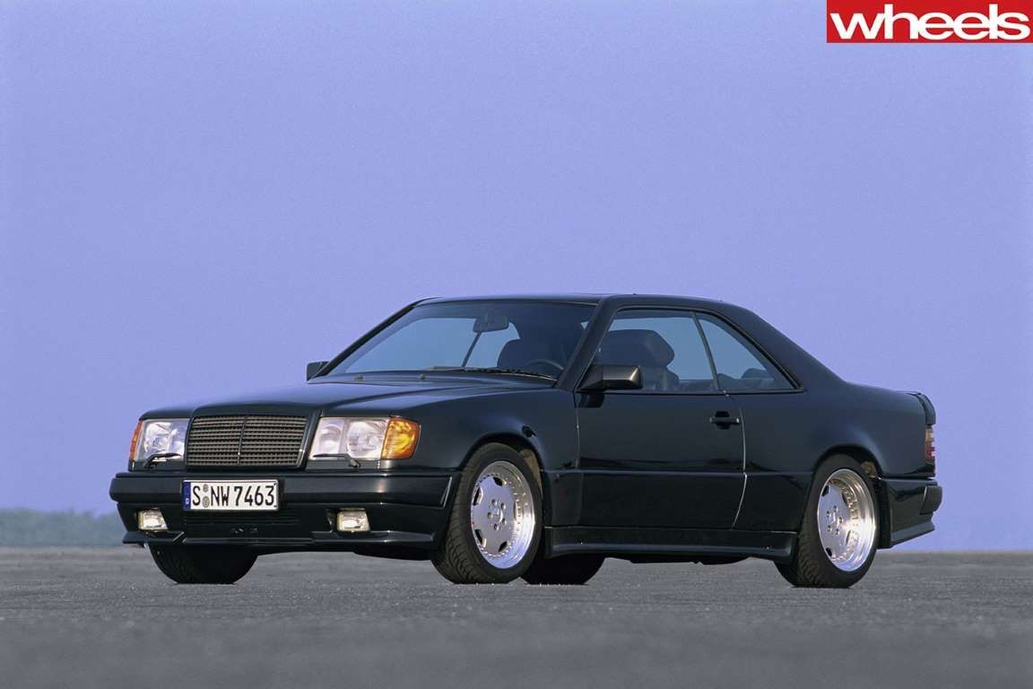 Mercedes Benz 300ce 6 0 Amg Hammer Model 1988 Mercedes Benz 300ce