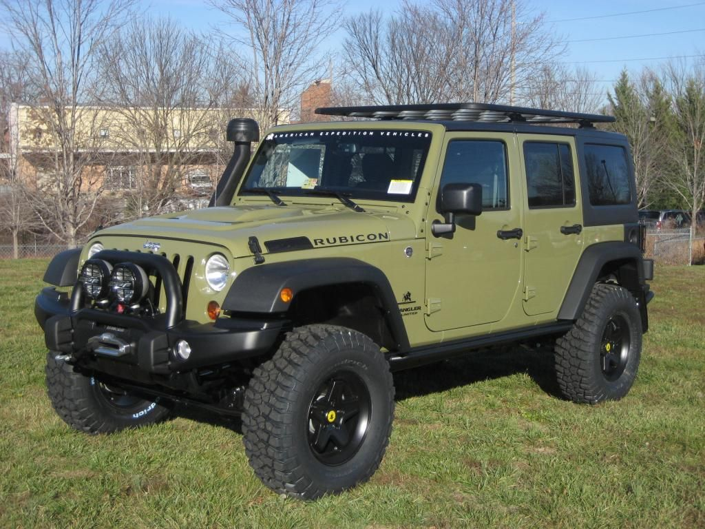 American Expedition Vehicles Aev Designs And Manufactures High