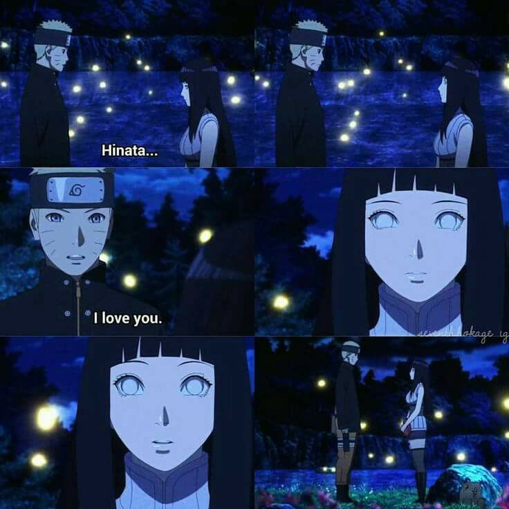 Naruto Confesses His Love To Hinata ♥♥♥ #TheLast #Movie
