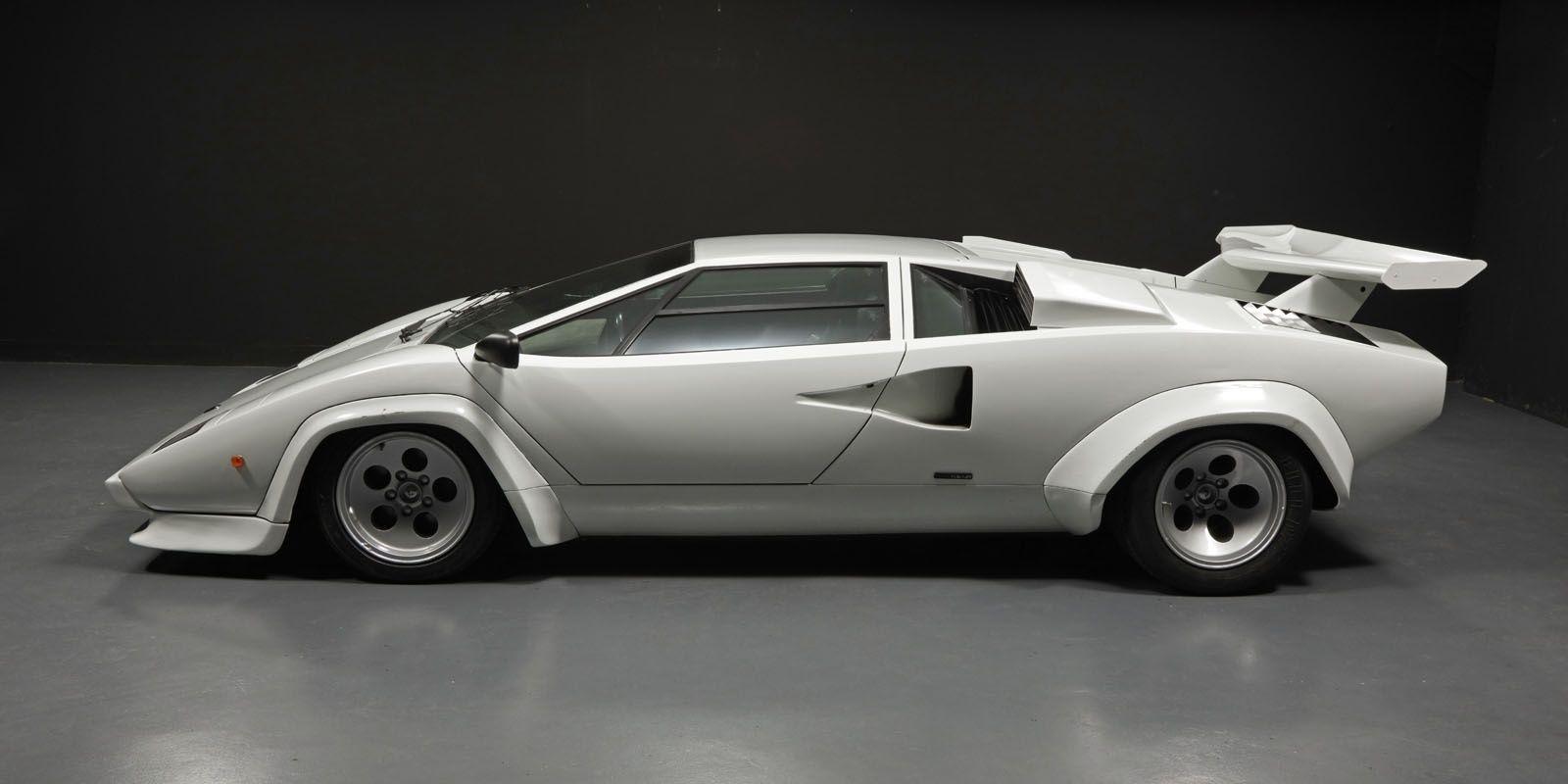 1980 Lamborghini Countach Lp400s Lamborghini Countach