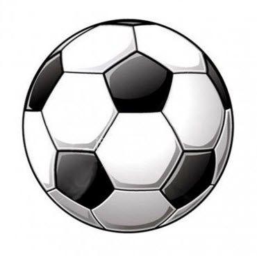 3d Soccer Ball Tattoo 3d Fussball Tattoo 3d Ballon De
