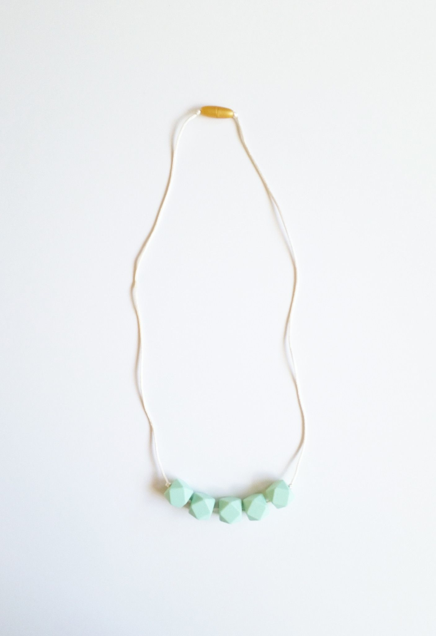 Solid Color Necklaces