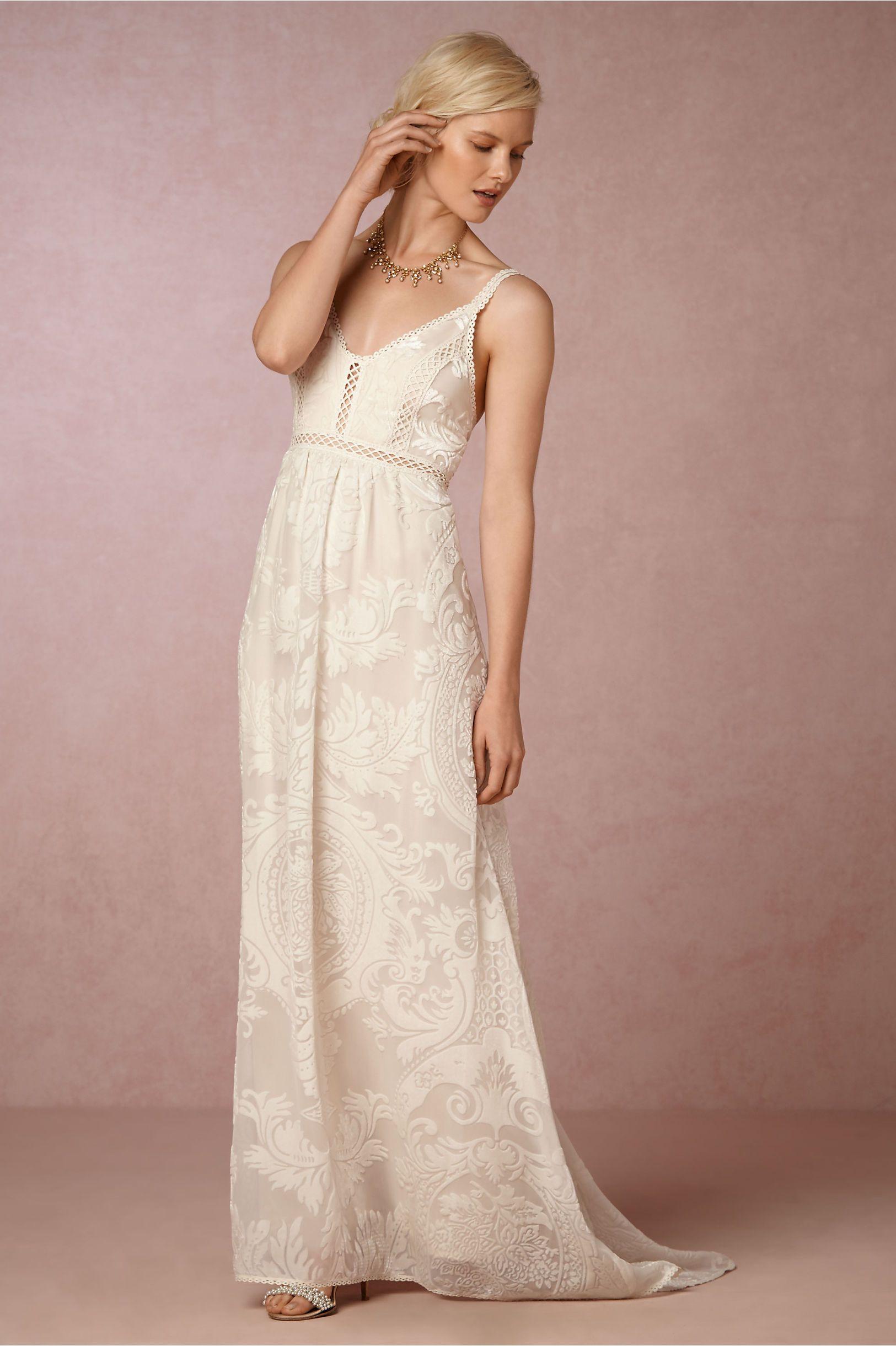 bhldn ophelia velvet maxi in bride reception rehearsal dresses