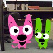 I love hoops & yoyo            Há alguns anos, meu amor enviou o Thank you!!!!!!!!!!!!!!!!!!!! tornou-se uma piada de nós três! Eu, Dora e Catito.