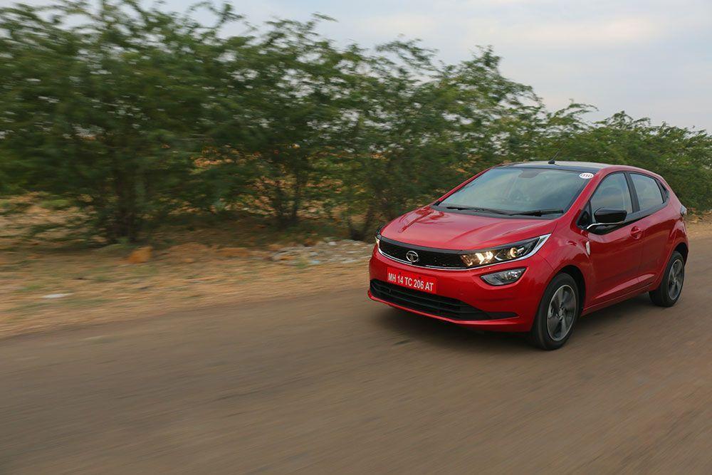 Tata Altroz Review Premium Hatchback Redefined Tata