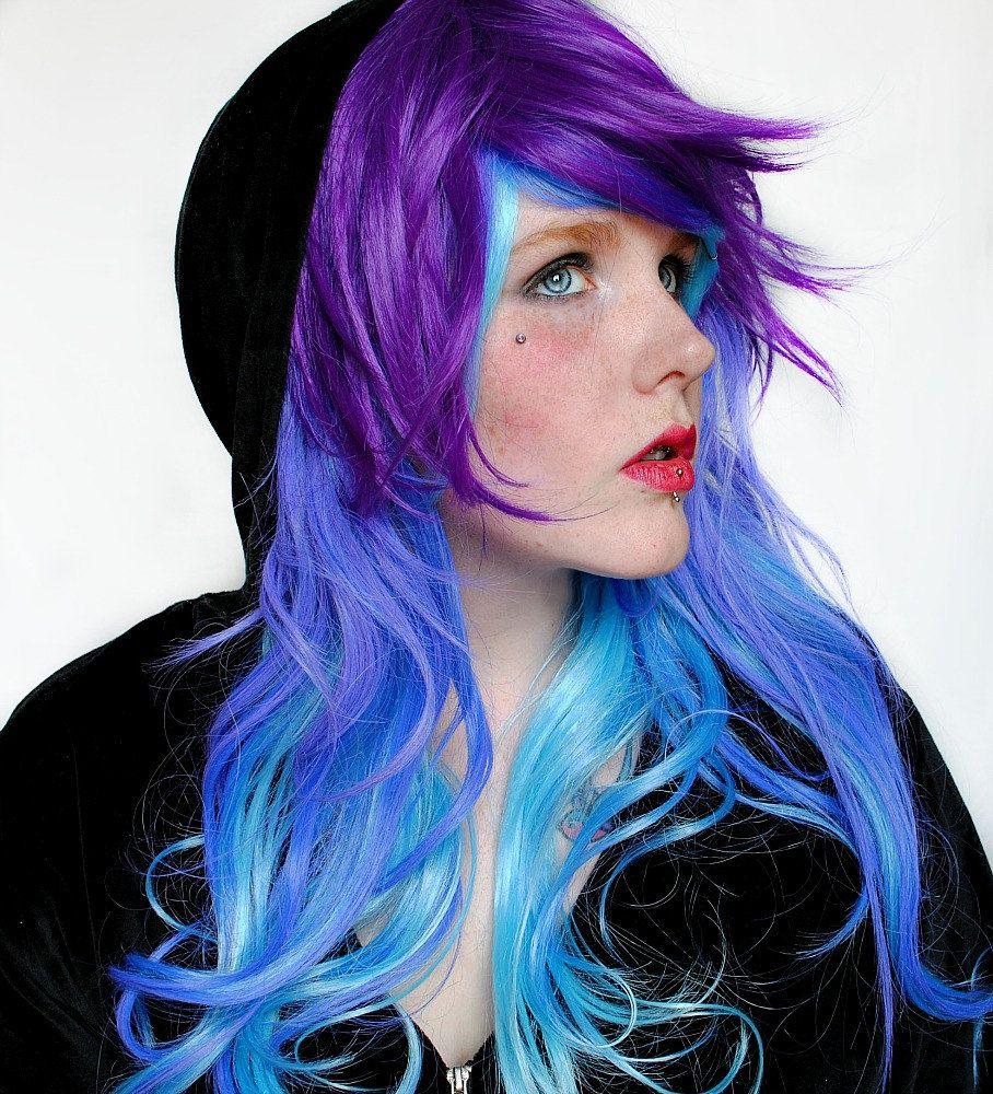 Purple ombre hair google search purple hair pinterest lolita